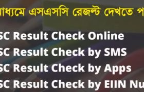 How to check SSC Result 2020?