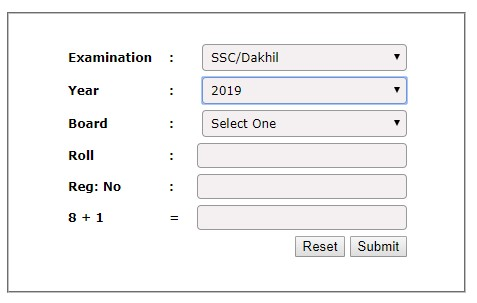 How to check SSC Result 2020 Online