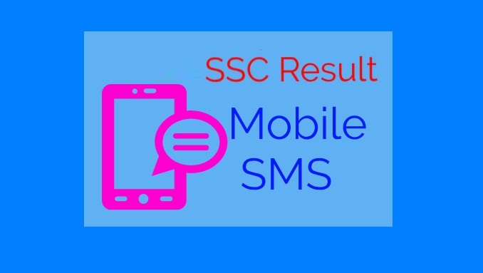 Check SSC Result 2020 by SMS System