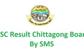 SSC Result 2020 Chittagong Board By SMS