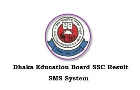 SSC Result 2020 Dhaka Board by SMS