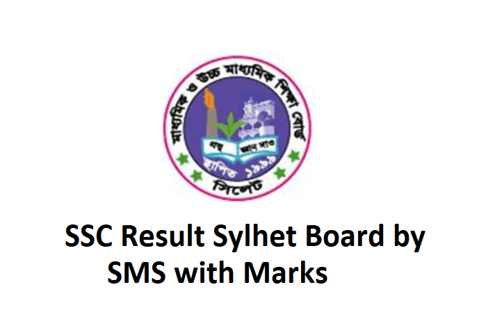 SSC Result 2020 Sylhet Board by SMS