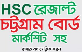 HSC Result 2019 Chittagong Board Marksheet