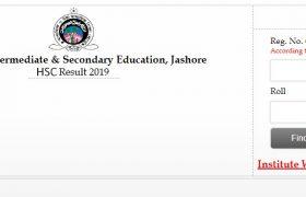 HSC Result 2019 Jessore Board Online